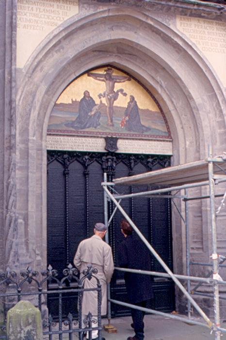 tempelet i jerusalem blir ødelagt